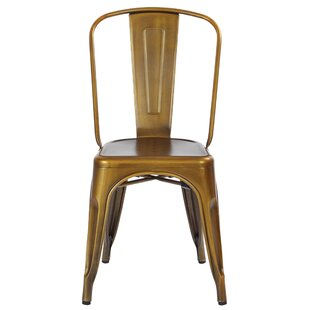 Krishtha Dining Chair (Set Of 2) by 17 Stories Discount