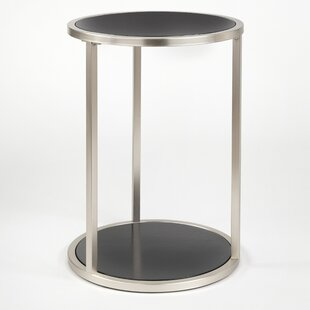 Caistor End Table by Wrought Studio