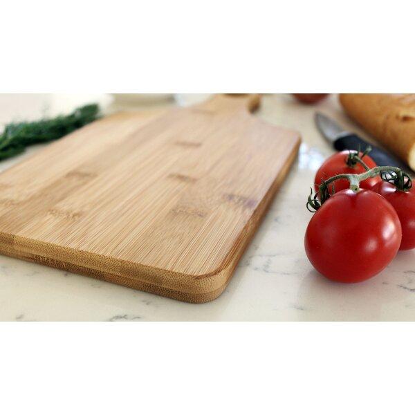 Etchey Bamboo Paddle Board Wayfair
