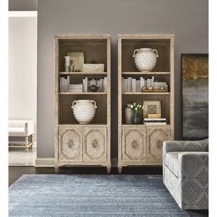 Serenity Abaco Standard Bookcase By Fine Furniture Design