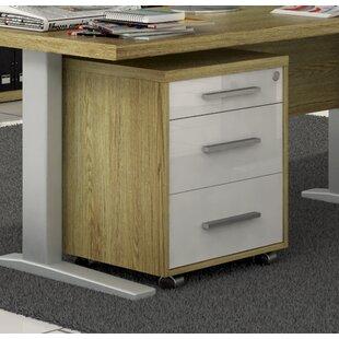 Stampa 3 Drawer Filing Cabinet By Brayden Studio