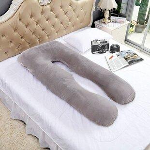 Skelton U-Shaped Medium Body Pregnancy Pillow