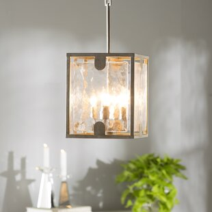 Stills 4-Light Square/Rectangle Pendant by Brayden Studio