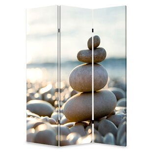 Screen Gems Spa 3 Panel Room Divider