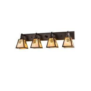 Meyda Tiffany Winter 4-Light Vanity Light