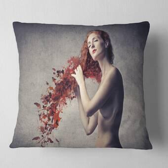 Charlton Home Lailah Lumbar Pillow Cover Reviews Wayfair