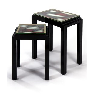 2 Piece Nesting Tables by ..