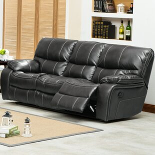 Roundhill Furniture Ewa Reclining Sofa
