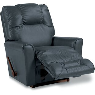 Awesome Easton Leather Rocker Recliner Ibusinesslaw Wood Chair Design Ideas Ibusinesslaworg