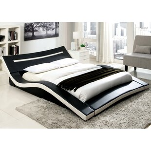 Wade Logan Birdsboro Upholstered Platform Bed