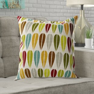 Manseau Geometric Links Accent Decorative Throw Pillow Covers Cushion Case (Set of 2)