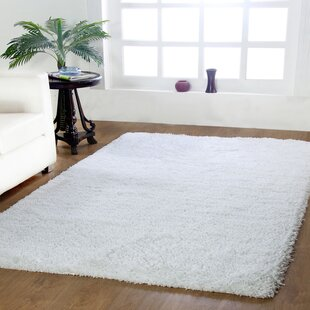 Budget Affinity Hand-woven White Area Rug By Affinity Linens