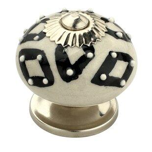 Diamond Cabinet Round Knob (Set of 8)