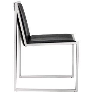 Sunpan Modern Ikon Blair Parsons Chair (Set of 2)