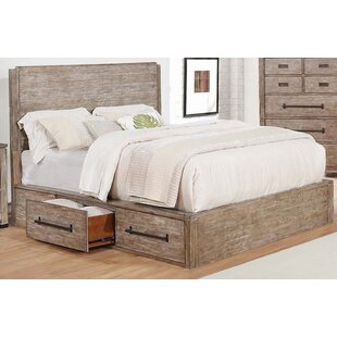 Bridgeview Storage Platform Bed
