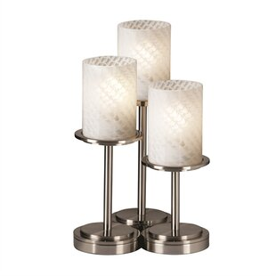 Brayden Studio Salinas Cylinder Table Lamp Set