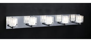 Orren Ellis Meeks 5-Light Vanity Light