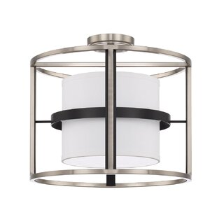 Mercer41 Mahan 4-Light Semi Flush Mount