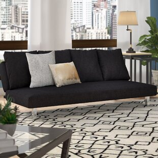 Stonewood Futon And Mattress by Ebern Designs 2019 Coupon