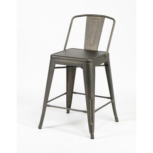 Estrada 90cm Bar Stool (Set Of 4) By Williston Forge