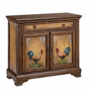 Joleigh 1 Drawer 2 Door Accent Cabinet by Stein World