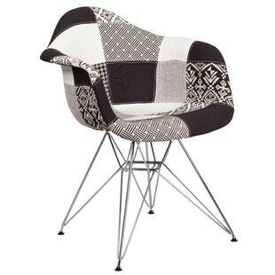 Altieri Ikat Armchair by Wrought Studio