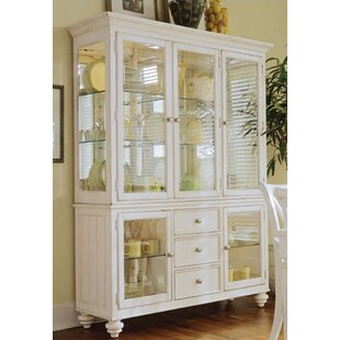 Wonderful Wheelock Lighted China Cabinet