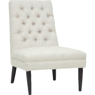 Alcott Hill Colegrove Slipper Chair (Set of 2)