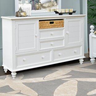 Longshore Tides Emelia 4 Drawer Dresser