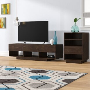 Buy luxury Chesler Audio Tower Entertainment Center by Latitude Run Reviews (2019) & Buyer's Guide