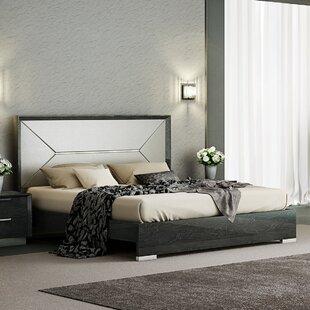 Orren Ellis Arushi Upholstered Panel Bed