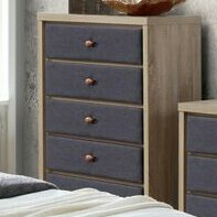 Anchor 5 Drawer Chest Of Drawers By Brayden Studio