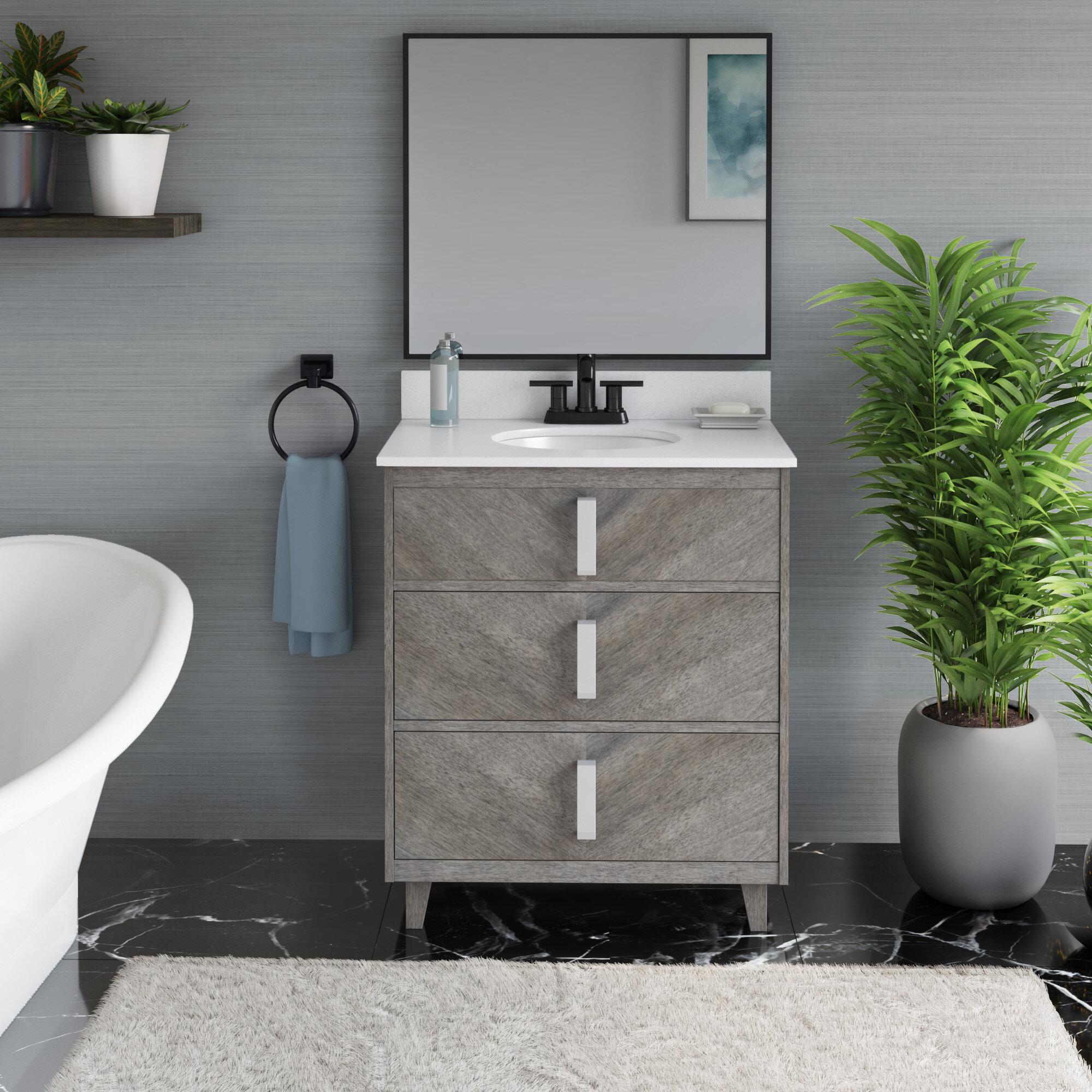 Mistana Annalise 30 Single Bathroom Vanity Set Reviews Wayfair