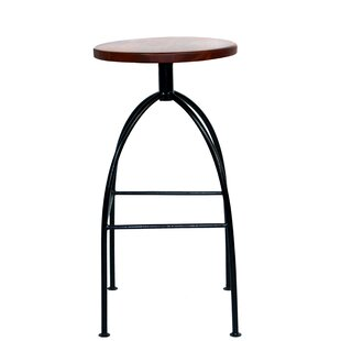 Macgyver 30 Swivel Bar Stool Gracie Oaks
