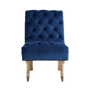 Jacobus Slipper Chair by Ophelia & Co.