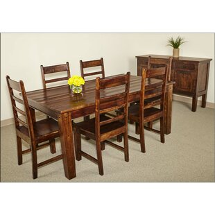 Luella Solid Wood Dining Chair (Set of 2) by Loon Peak