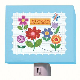 Oopsy Daisy Flower Garden Night Light