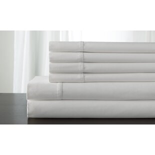 Wieland Solid Color Cotton Blend Sheet Set