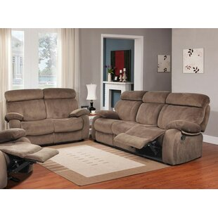 Walden Reclining 2 Piece Living Room Set by Beverly Fine Furniture