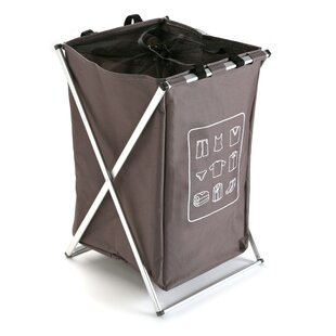 Foldable Pop Up Laundry Hamper by Symple Stuff