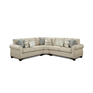 Darby Home Co Fenster Sectional