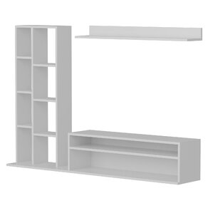 Affordable Price Wrought Studio Moshier 71 TV Stand