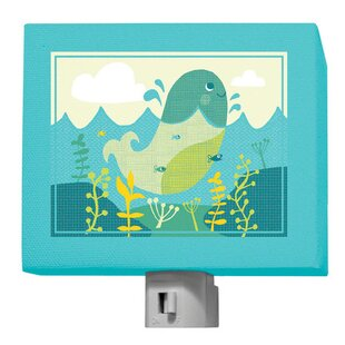 Oopsy Daisy A Through Z Animals - Whale Night Light