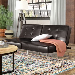 Reviews Lewis Leather Convertible Sleeper by Trent Austin Design Reviews (2019) & Buyer's Guide