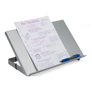 Mind Reader Metal Resting Document Holder Easel