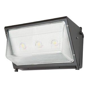 Cooper Lighting LLC 122-Watt LED Outdoor Security Wall Pack