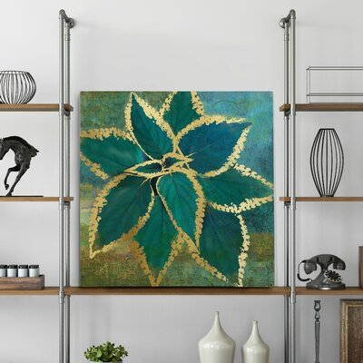 World Menagerie 'Tropical Burst' Painting