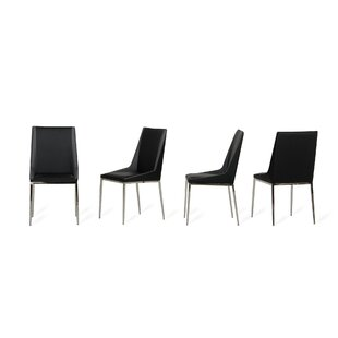Orren Ellis Clower Arm Chair (Set of 4)