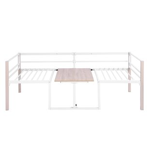 Adjustable Table Twin Daybed By Latitude Run