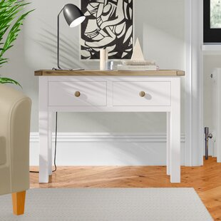 Faucher Console Table By Brambly Cottage